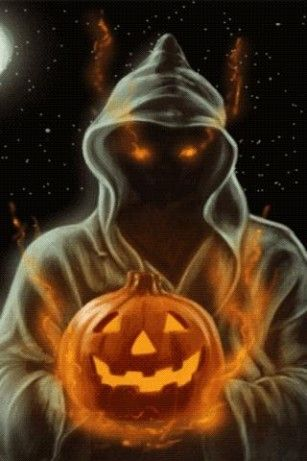 Reaper and Jackolantern Live wallpapers, Android