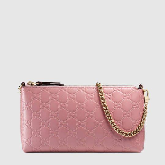 Gucci - Gucci Signature wrist wallet
