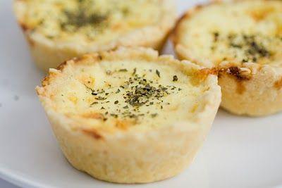Petit Cheese Quiche