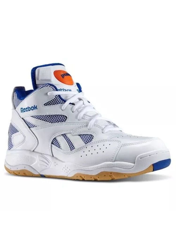 8370a48faf8b Reebok Pump D-Time Mid. I know they made me jump so much higher.