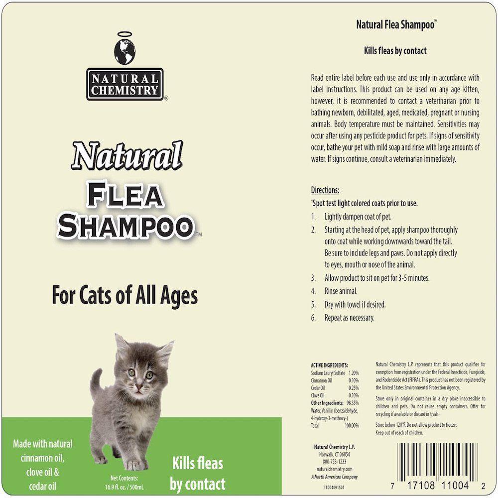 Natural Flea Shampoo For Cats Flea Shampoo Flea Shampoo For Cats Fleas