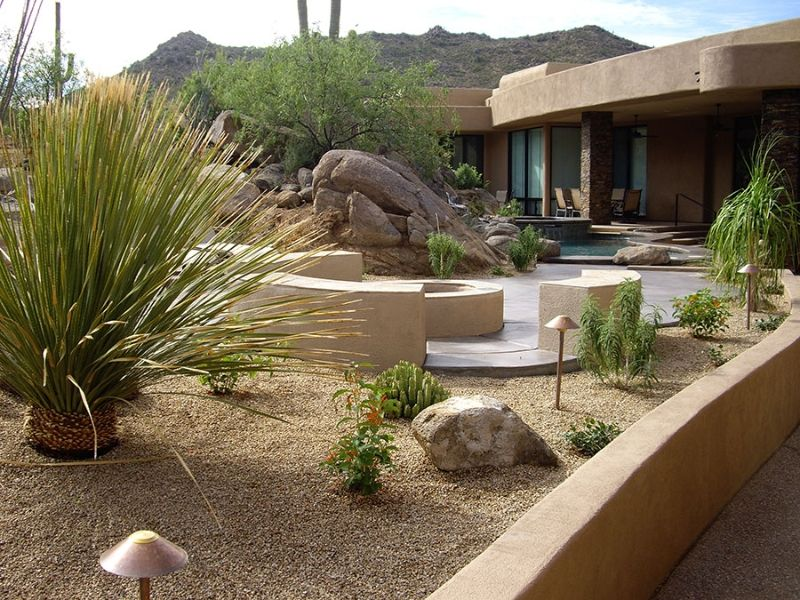 Tucson arizona landscaping idea gallery southwestern for Pool design tucson