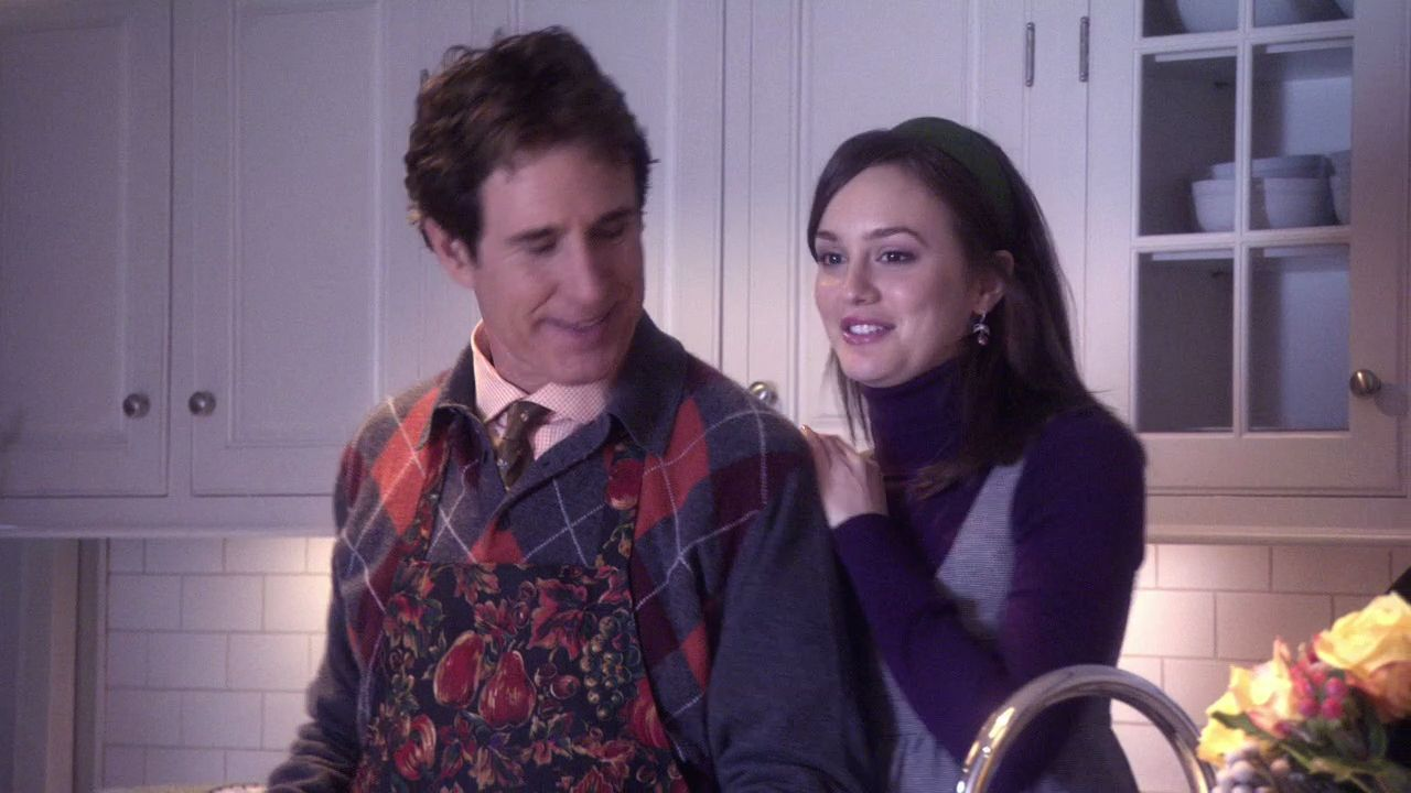 Gossip Girl Season 1x9 • Blair Waldorf must pie!