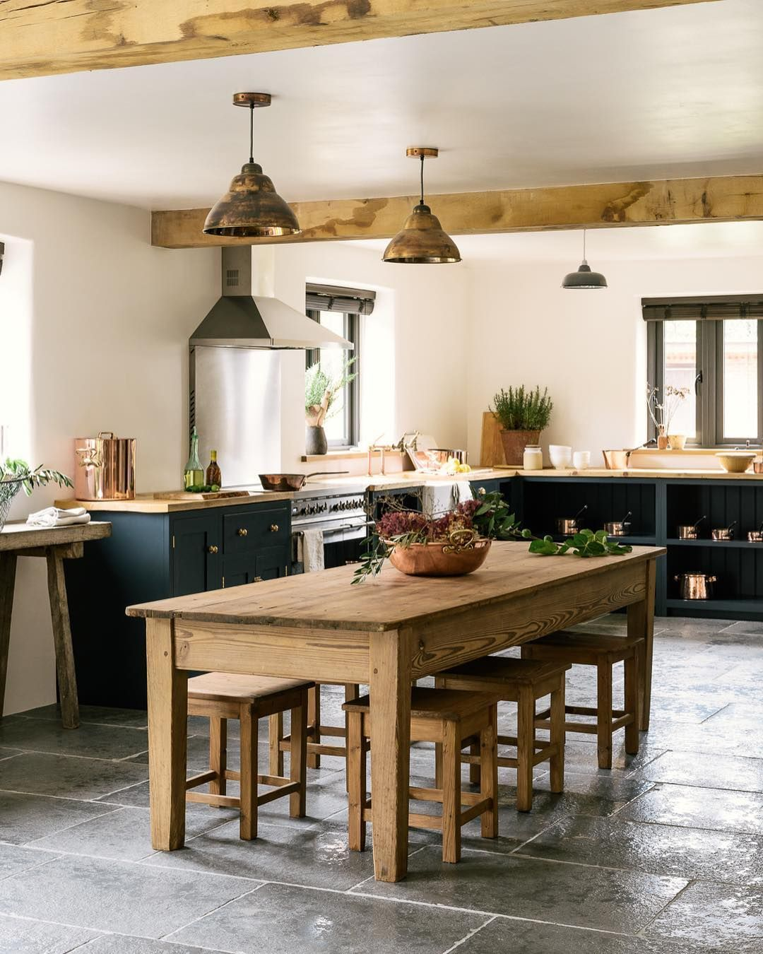 The Thing We Love Most About This Room Is The Achievability Of It It S Undeniably Beaut English Country Kitchens Shaker Style Kitchens Farmhouse Style Kitchen