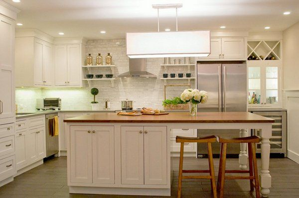 8 Kitchen Island With Table Attached Ideas Kitchen Design Kitchen Island With Table Attached Kitchen Remodel