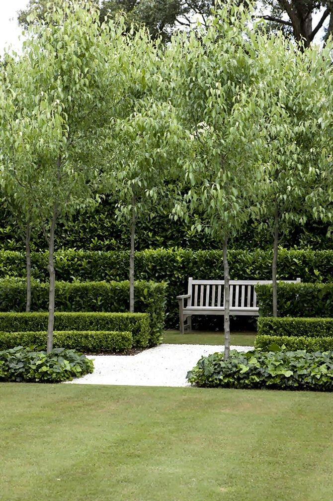 Peter Fudge - criador de espaços etéreos Jardines, Jardín y - jardines modernos