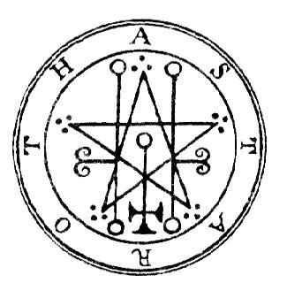 Demon Summoning Symbols Love it | Occult symbols ...