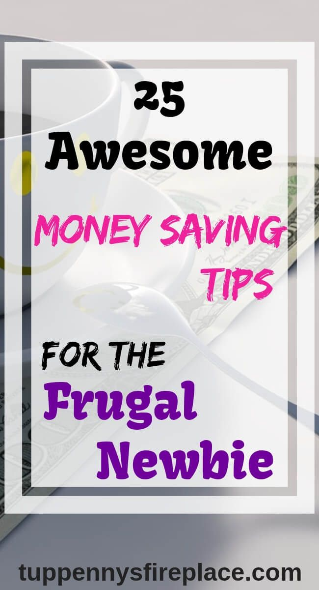 25 tried & tested Moneysaving tips #startsavingmoney