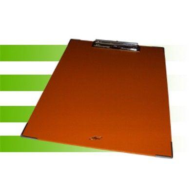 PLANCHA ALUMINIO A4 PLUS. Tabla portabloc con miniclip superior, fabricada en aluminio recicable. Muy útil y manejable por su poco peso.