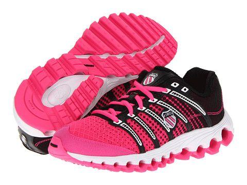 K-Swiss Tubes™ Run 100 Neon Pink/Black