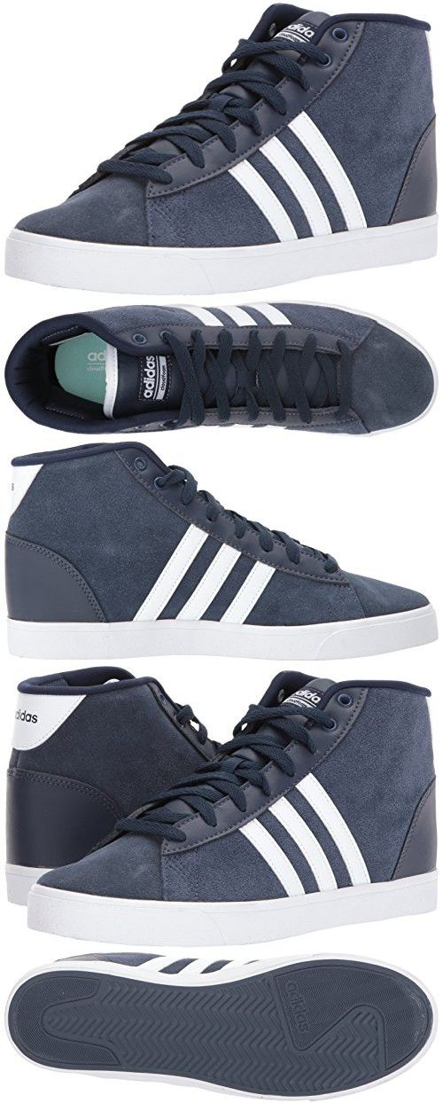adidas NEO, adidas NEO Cf Daily Qt Mid Sneakers, schwarz
