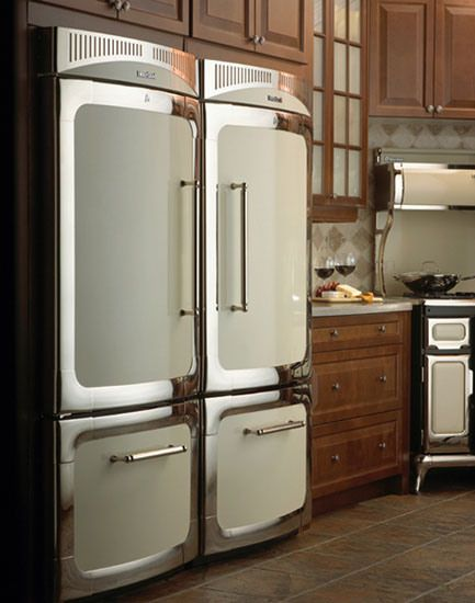 Extra large refrigerators for homes latest trends in for Latest trends in kitchen appliances
