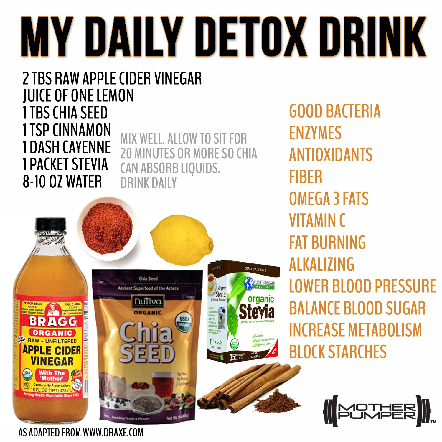 What Are Good Detox Drinks For Weed