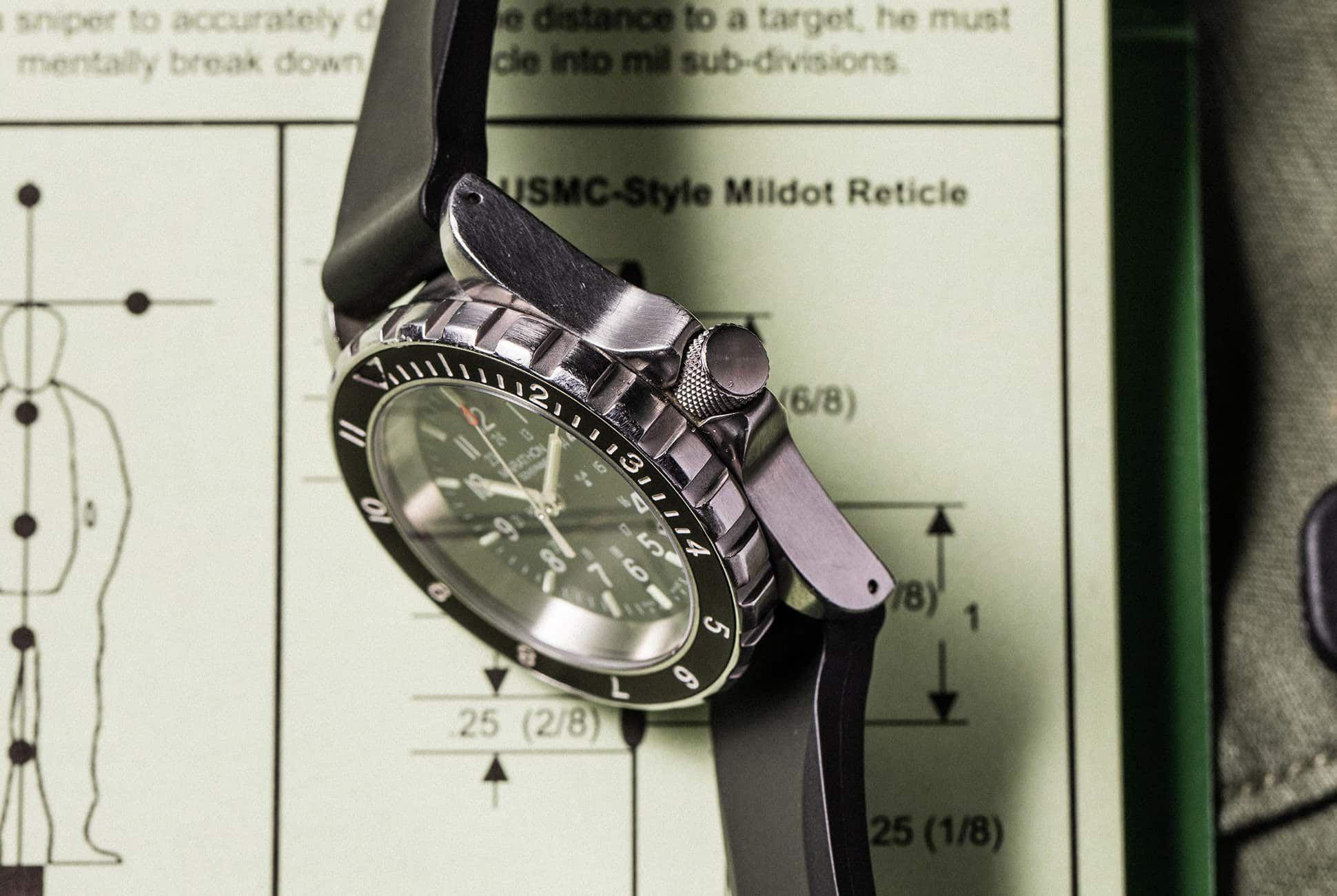 Out Of Iraq The Story Of An Issued Military Watch Military Watches Watches Wrist Watch