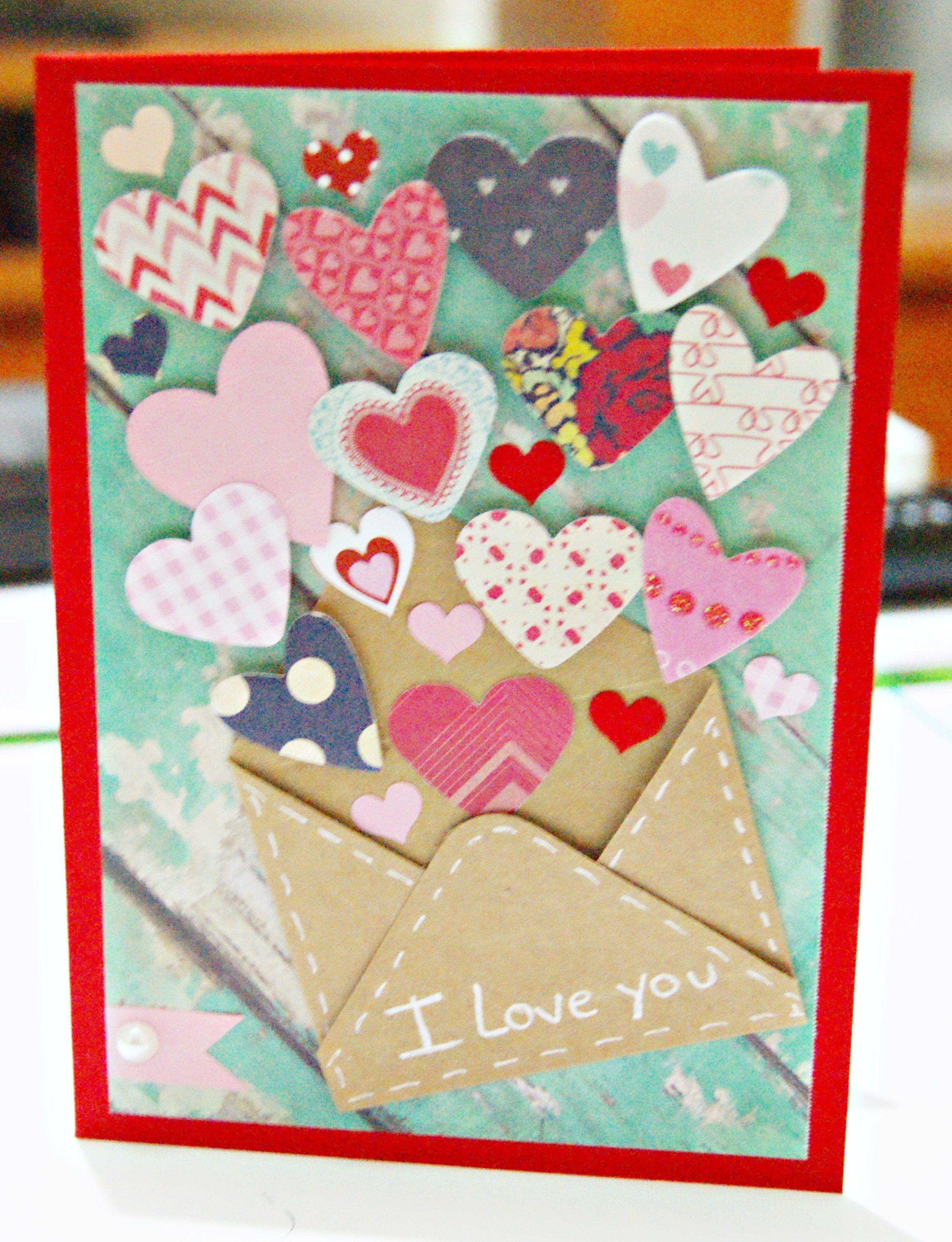 Вам, открытки скрап на день святого валентина