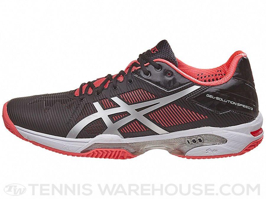 Chaussures 13073 Femmes Asics Gel Solution Speed 3 Argile Speed Noir Solution/ Pk | 5e186b2 - canadian-onlinepharmacy.website