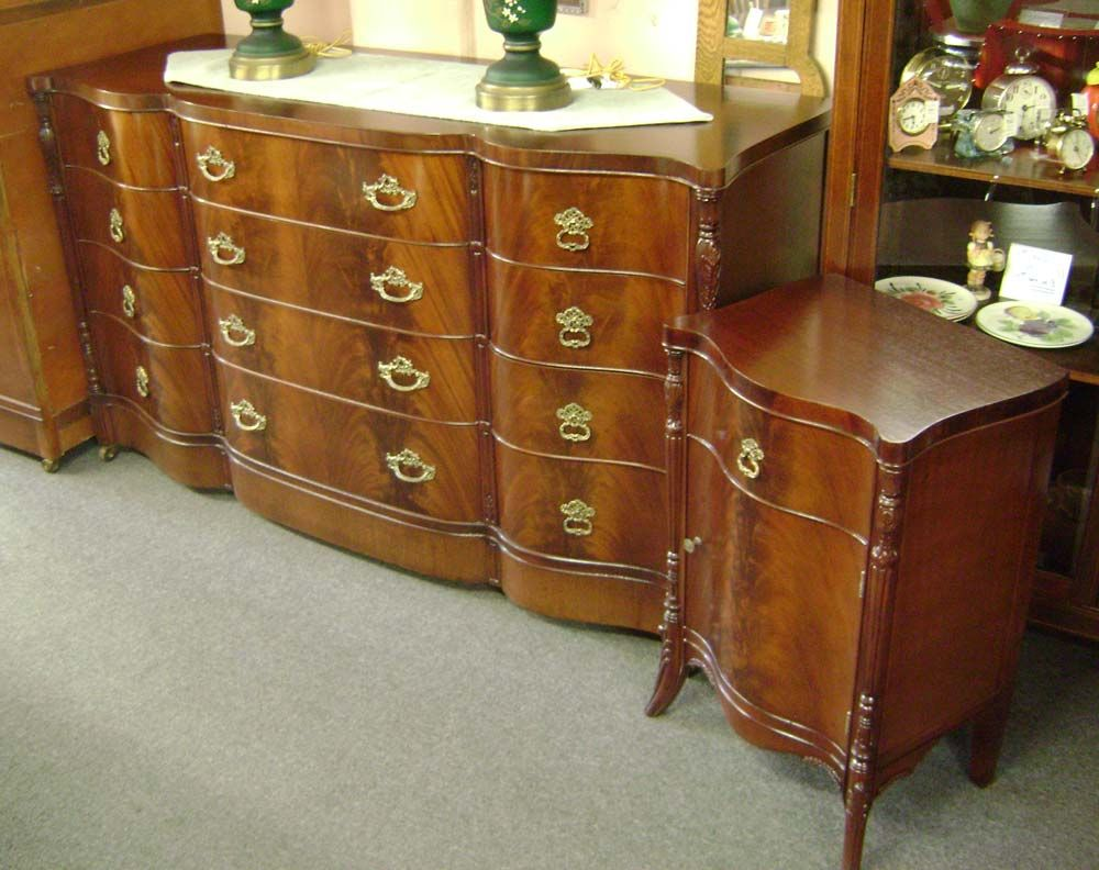 Antique Mahogany Bedroom Furniture - Interior Design Bedroom Color ...