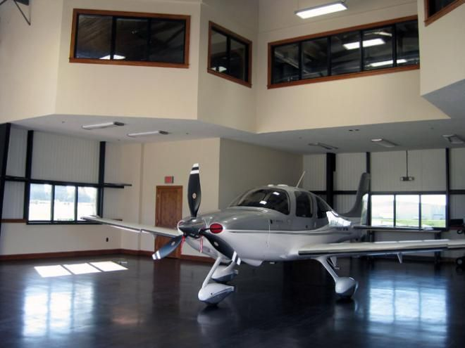 Custom airplane hangar donnelly architecture ideas for for Aircraft hanger designs