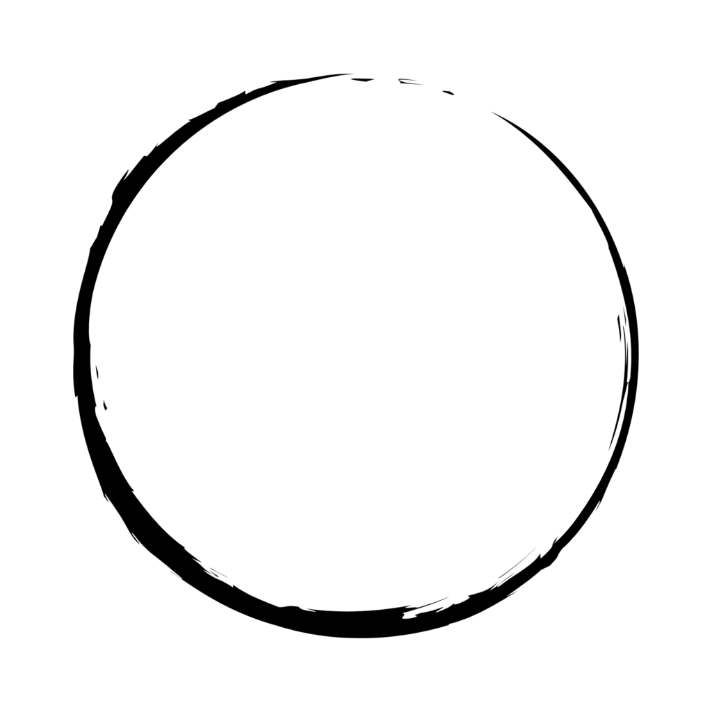Enso Thin Circle Tattoos Circle Tattoo Geometric Tattoo