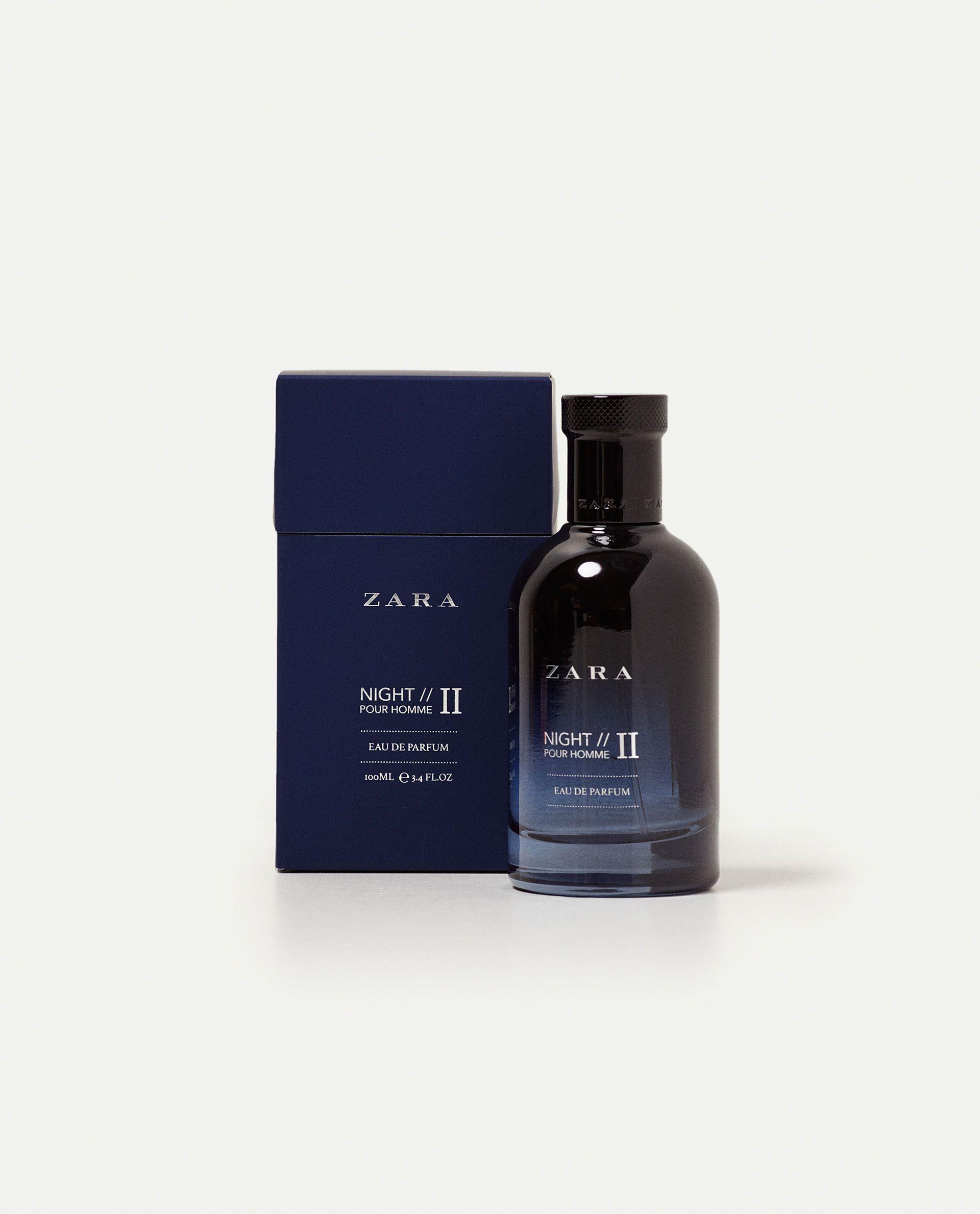 Zara Night Pour Homme Ii Zara Za Muskarce Slike Men Perfume