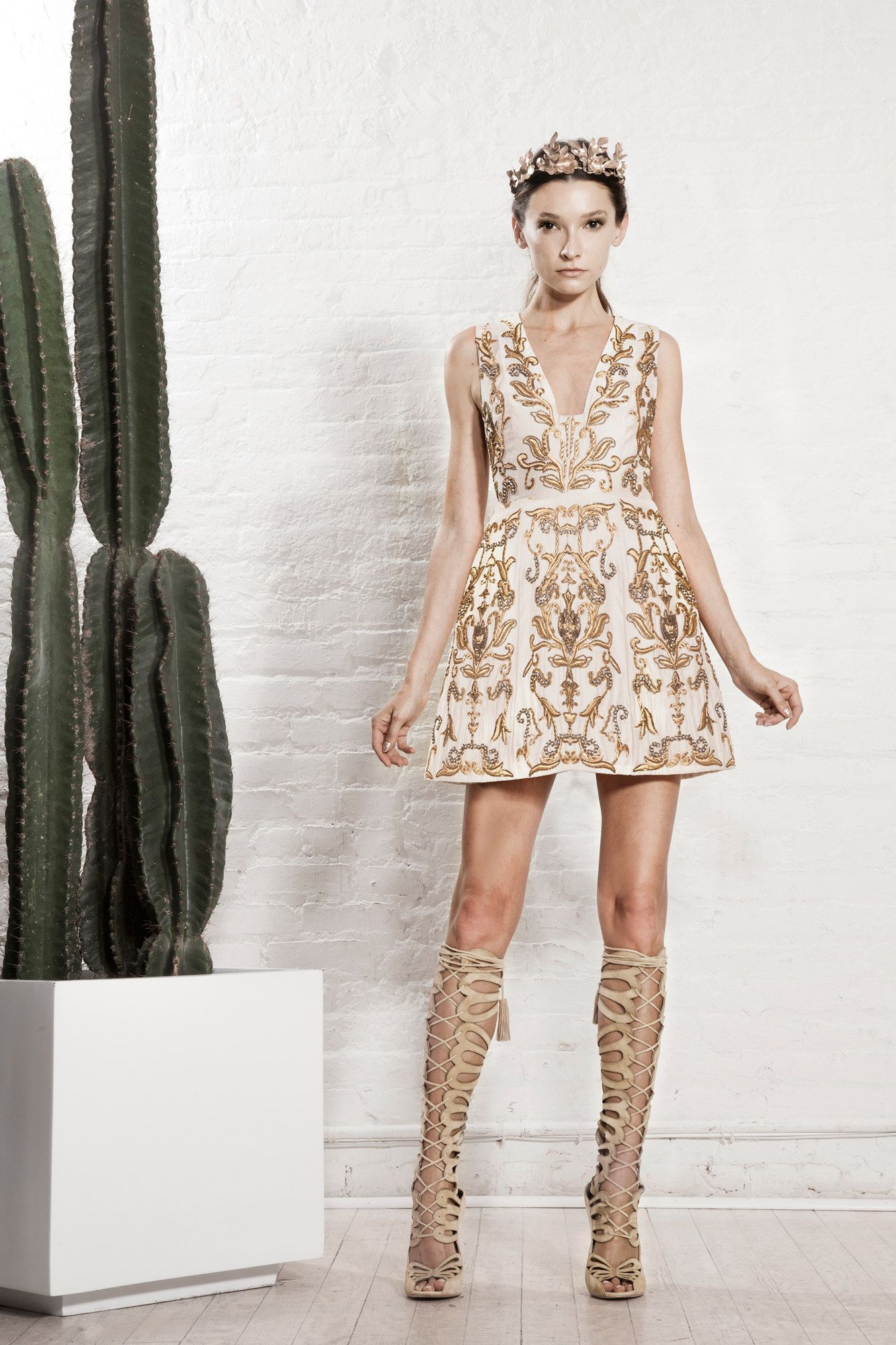 IF ONLY I COULD PIN THE WHOLE COLLECTION  Alice   Olivia Spring 2016 Ready-to-Wear Fashion Show
