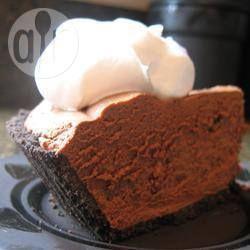 Truffel-chocoladetaart @ allrecipes.nl