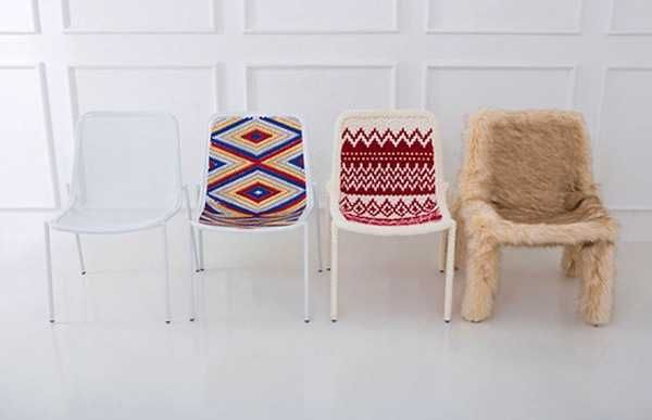 Captivating Modern Chair Covers For Stylish Furniture Redesign