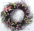 Bird Twig Wreath
