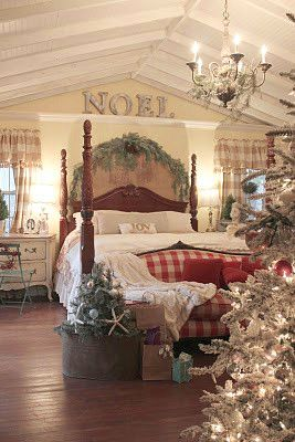 absolutely gorgeous christmas cottage