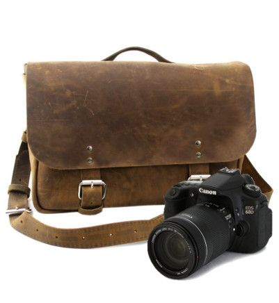 4e423baff8 Carry all your camera gear and essentials safely with our Original Lewis  and Clark Courier Mail Bag!