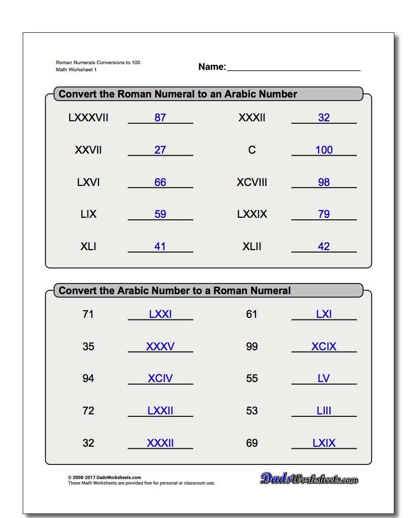 Worksheet roman numeral worksheets carlos lomas worksheet for everyone 20 lovely roman numerals worksheet grade 6 images wdscreative us worksheets for all download and share free on ibookread Download