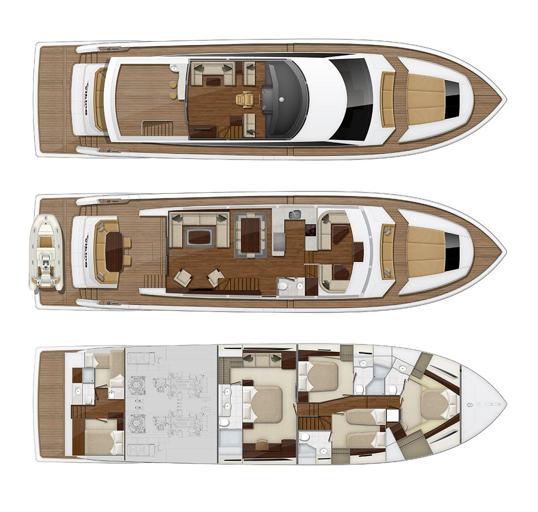 Small Yacht Kitchen Design: Small Yacht Furniture Floor Plans - Google Search