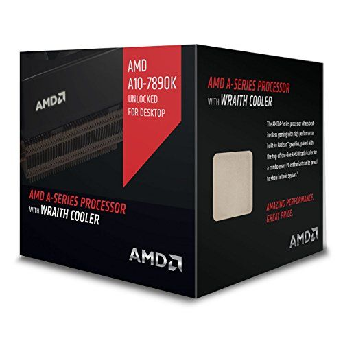 apu a10-7890k quad-core