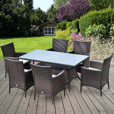 Garden Dining Sets | Wayfair.co.uk