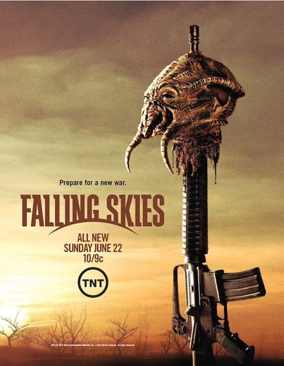Falling Skies 4ª Temporada 720p Dublado | falling skies | Pinterest ...