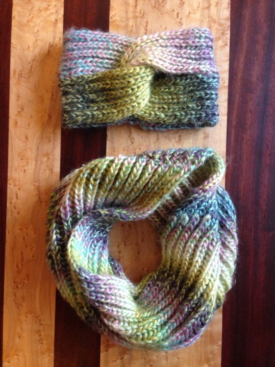Brioche Turban | Free Knitting Pattern from Alaska Knit Nat | Knit ...