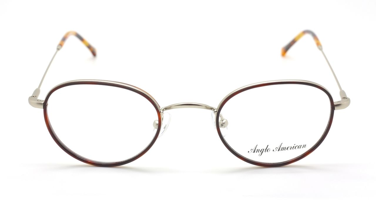 The Old Glasses Shop - Anglo American Eyewear M600 Silver and ...