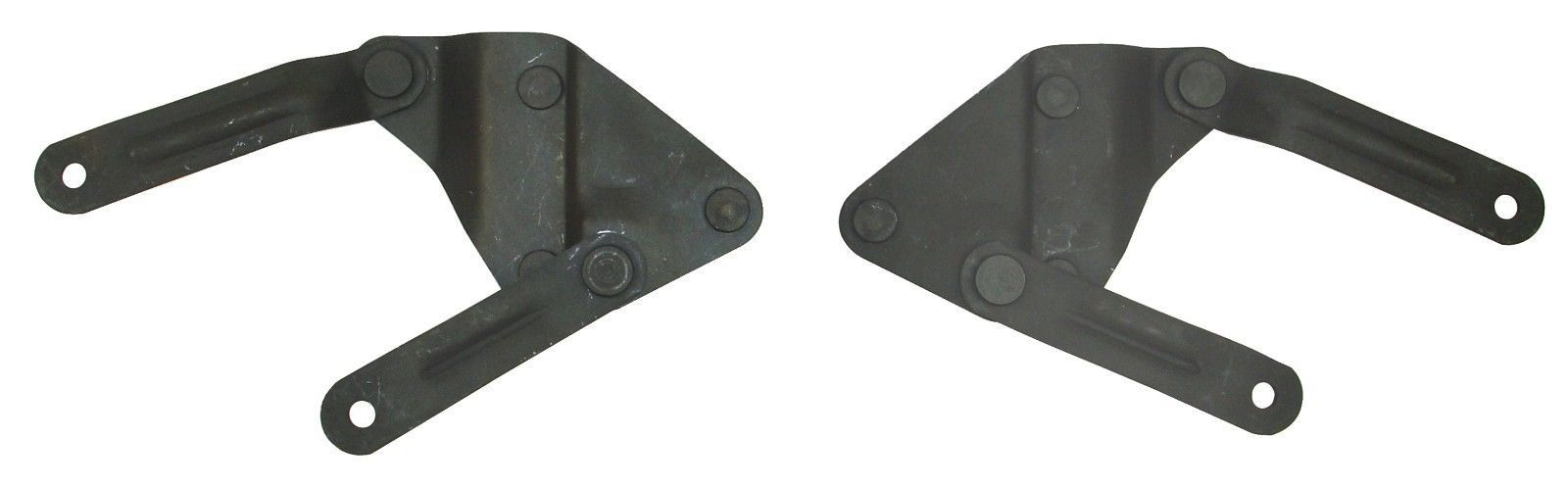 1948 1949 1950 1951 1952 Ford Truck Outer Hood Hinge Side Plates