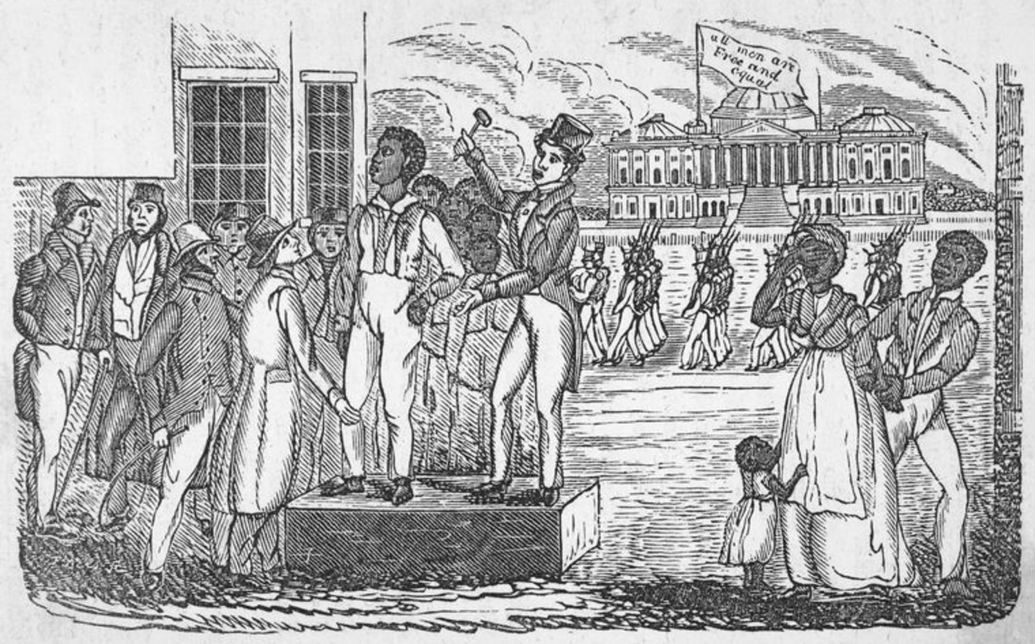 foundation essay this article is part of a series marking the the weeping time a forgotten history of the largest slave auction ever on american soil by kristopher monroe