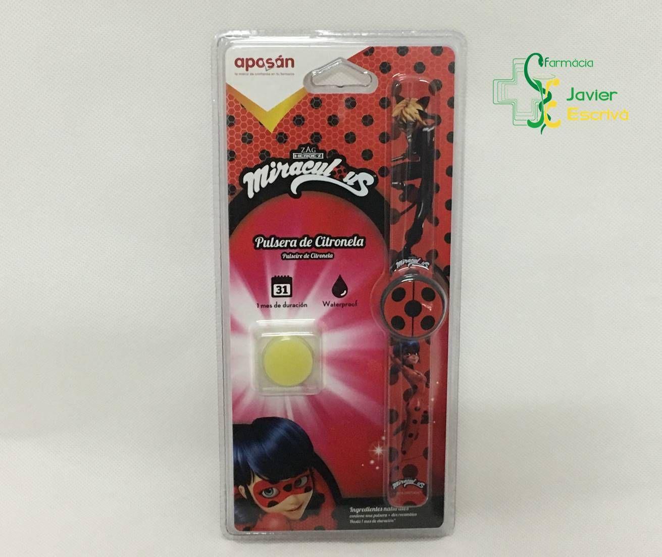 pulseras para mosquitos farmacia