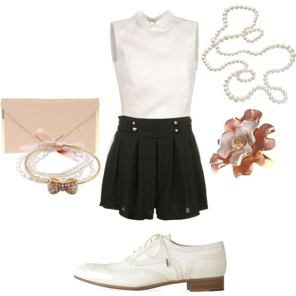 back to school, created by dirtydiana89 on Polyvore