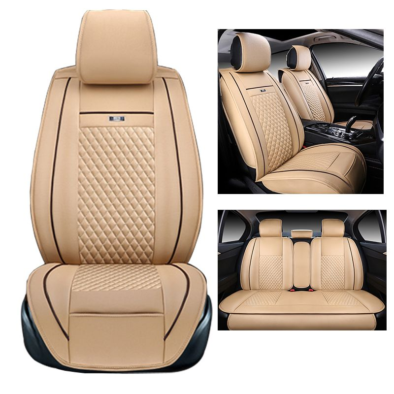 Front And Rear Seats Cover For Volvo C30 Car Seat Cover Set Airbag Compatible Custom Fit Car Seats Protec Car Seat Cover Sets Leather Car Seat Covers Car Seats