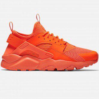 Nike Air Huarache Run Ultra Breathe (Total Crimson/Total Crimson)
