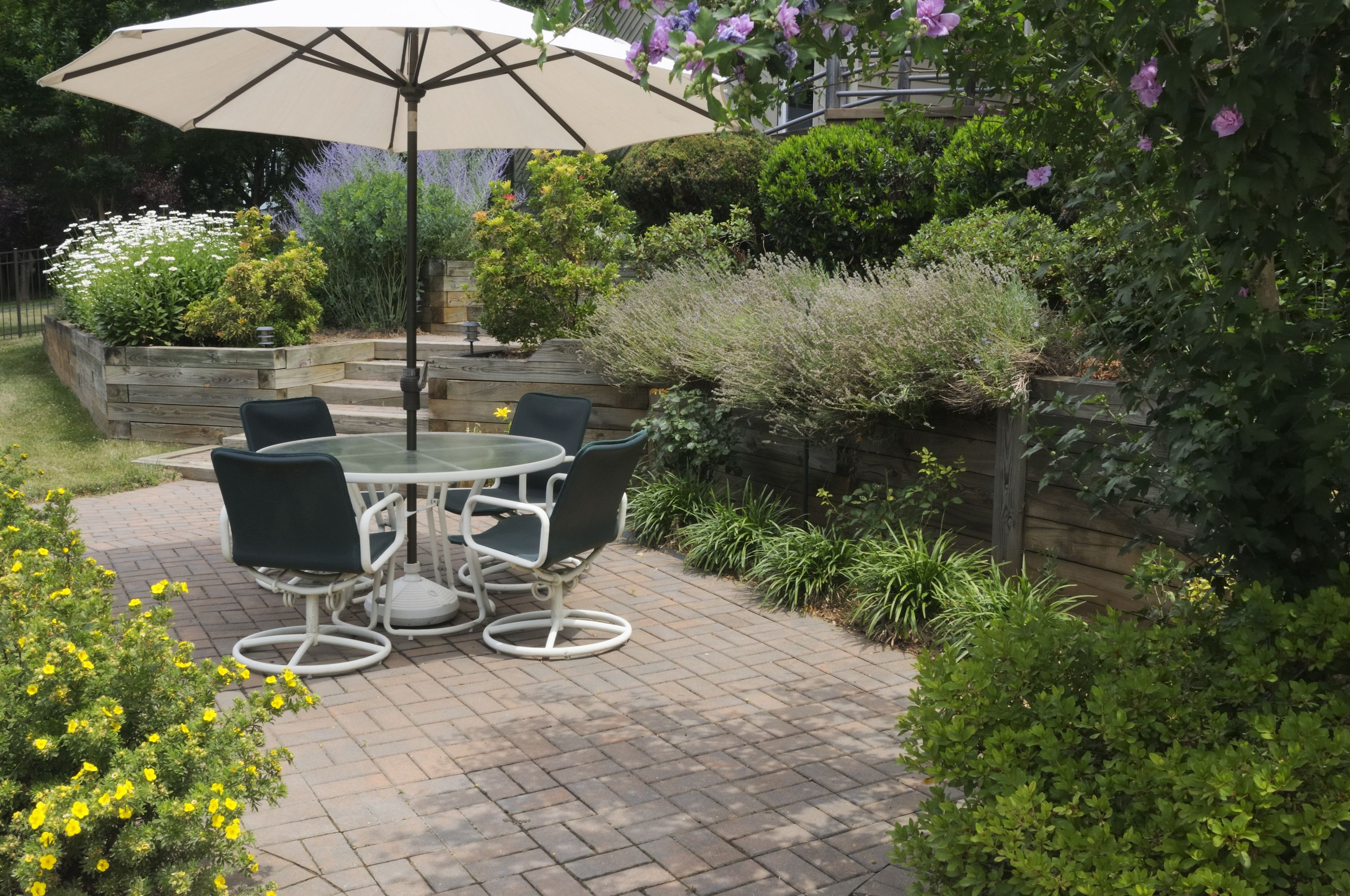 How to level out the ground for patio pavers hunker