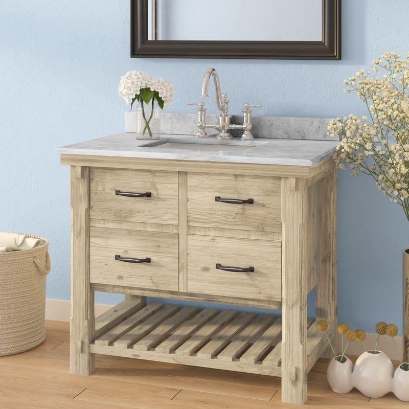Boucher 36 Single Bathroom Vanity Joss Main Single Bathroom Vanity Bathroom Vanity