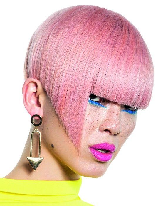 Regenbogen Im Haar Bunte Frisur Die Andere Nur Sehen Wenn Du Es