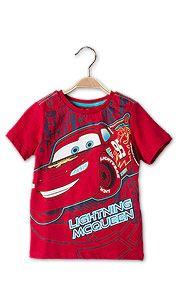 Camiseta en rojo