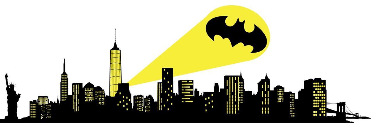 Batman Bat Signal Bat Signal Pictures To Pin On Pinterest Wall Decals Childrens Murals Artwork