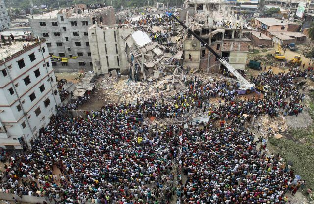Five Years After Rana Plaza, Leaders Emphasize Need for