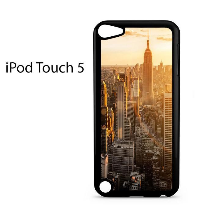 Cities Ipod Touch 5 Case